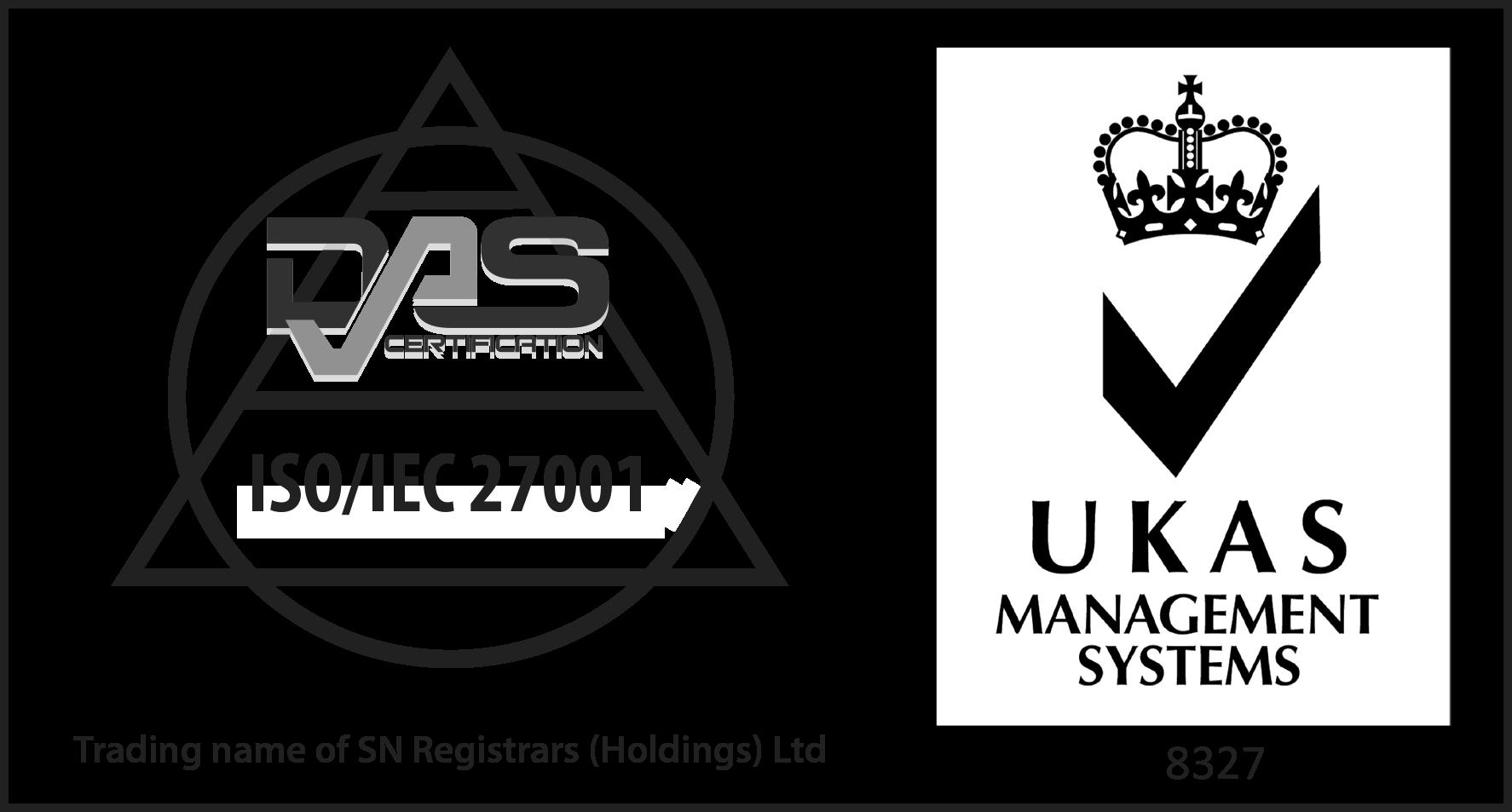 DAS UKAS ISO 27001
