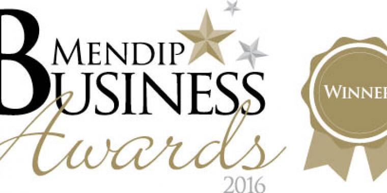 Mendip Business Awards 2016 Winner